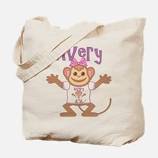 Little Monkey Avery Tote Bag