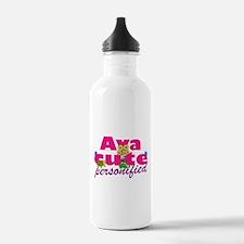 Cute Ava Water Bottle