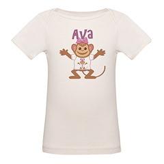 Little Monkey Ava Tee
