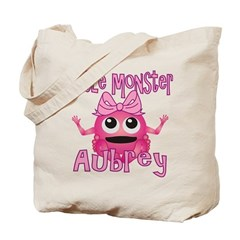 Little Monster Aubrey Tote Bag