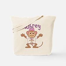 Little Monkey Aubrey Tote Bag
