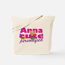 Cute Anna Tote Bag
