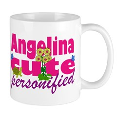 Cute Angelina Mug