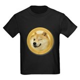 Doge Kids T-shirts (Dark)