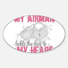 Cool Fly boy Sticker (Oval)