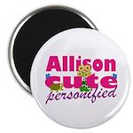 Cute Allison Magnet