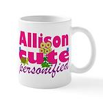 Cute Allison Mug