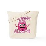 Little Monster Allison Tote Bag