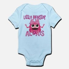 Little Monster Alexis Infant Bodysuit
