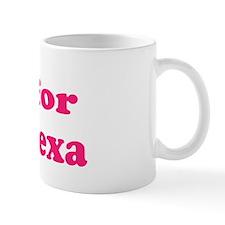 Baby Blocks Alexa Mug