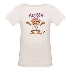Little Monkey Alexa Tee