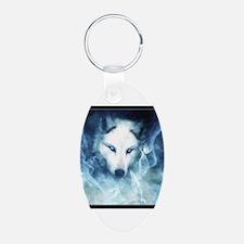 Funny Wolf Keychains