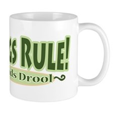 Frogs Rule Toads Drool Mug