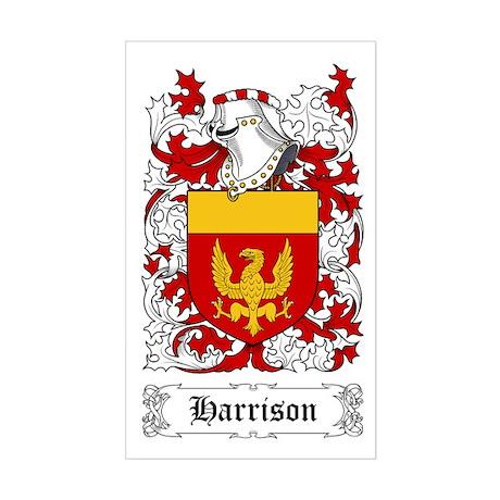 Harrison Sticker (Rectangle)