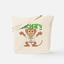 Little Monkey Zachary Tote Bag