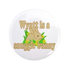 Wyatt is a Snuggle Bunny 3.5