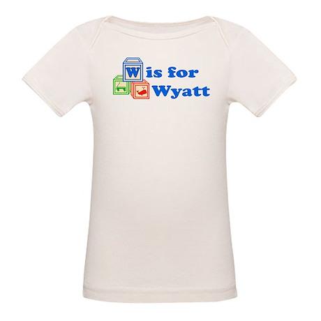 Baby Blocks Wyatt Organic Baby T-Shirt