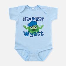 Little Monster Wyatt Infant Bodysuit
