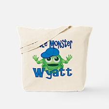 Little Monster Wyatt Tote Bag