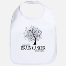 Brain Cancer Tree Bib