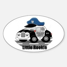 Little Rookie Decal