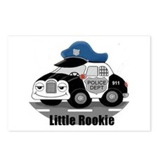 Little Rookie Postcards (Package of 8)
