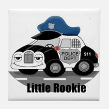 Little Rookie Tile Coaster