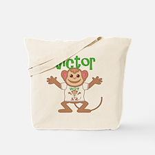 Little Monkey Victor Tote Bag