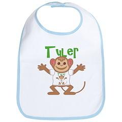 Little Monkey Tyler Bib