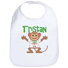 Little Monkey Tristan Bib
