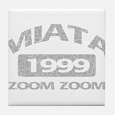 99 MIATA ZOOM ZOOM Tile Coaster