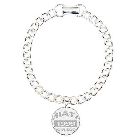 99 MIATA ZOOM ZOOM Charm Bracelet, One Charm