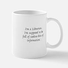 Useless bits of information Small Small Mug