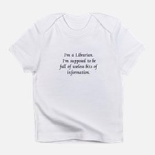 Useless bits of information Infant T-Shirt