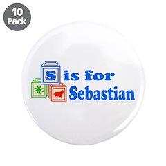 Baby Blocks Sebastian 3.5