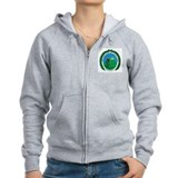 Universidades de costa rica Zip Hoodies