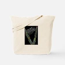 Lizard eye Tote Bag