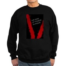 We are of peace Sweatshirt