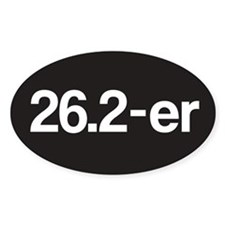 26.2-er Marathoner Decal