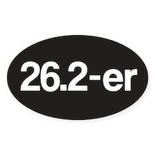 26.2-er Marathoner Decal