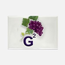 Grow Your Faith Rectangle Magnet