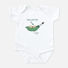 That one's me (Teagan) Infant Bodysuit