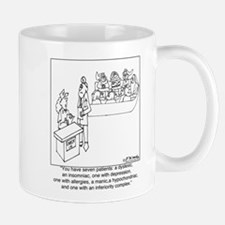 7 Patients W/ 7 Symptoms Mug