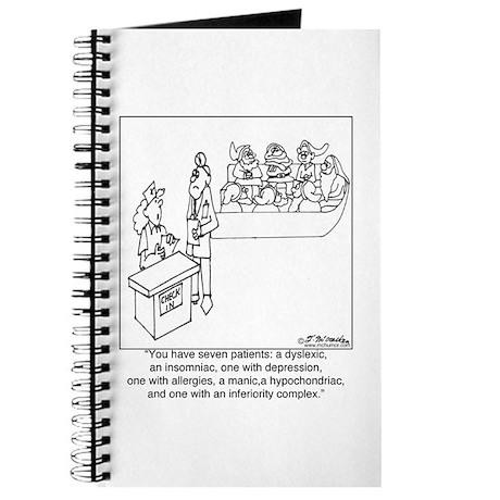 7 Patients W/ 7 Symptoms Journal
