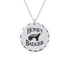 Honey Badger Necklace