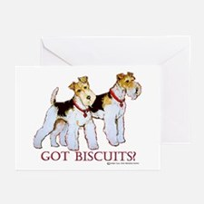 Got Biscuits? Greeting Cards (Pk of 10)