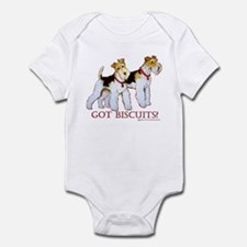 Got Biscuits? Infant Creeper