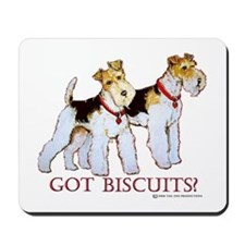 Got Biscuits? Mousepad