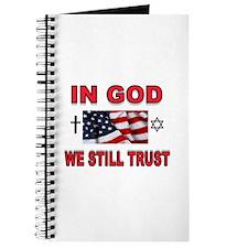 TRUST IN GOD Journal