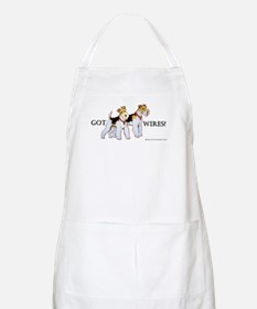 Got Wires? BBQ Apron